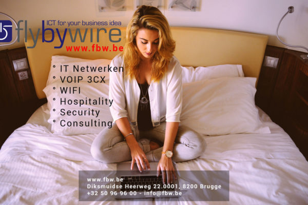 fbw.be netwerken telefooncentrale 3cx voip multiroom wifi